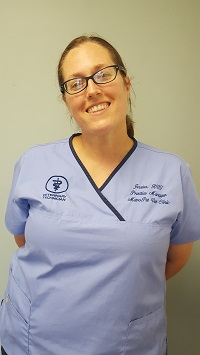 MetroPet Veterinary Clinic Office Manager - Jessica, RVT MetroPet Vet Clinic Berea Cat Friendly Vet Fear Free Vet