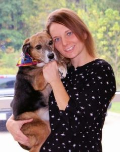 MetroPet Veterinary Clinic Canine Acupuncturist Dr. Tima